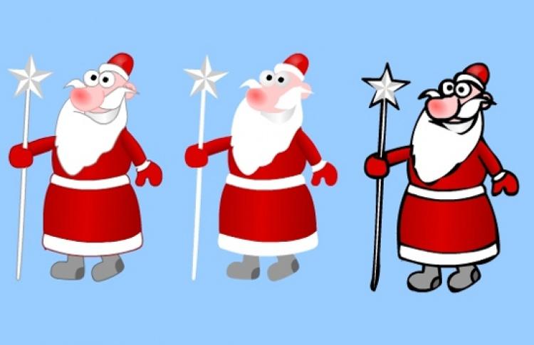 Галактический Дед Мороз