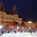 Каток наКрасной площади снизил цену завход до10рублей