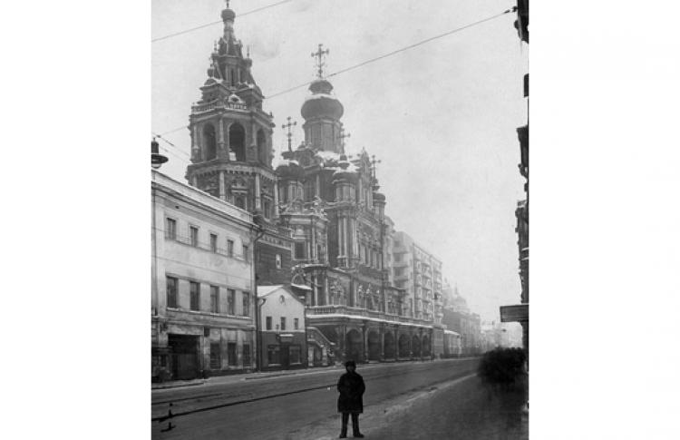 Этапы русского зодчества в XVII в.
