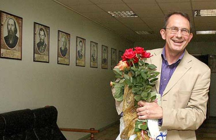 Олег Хафизов