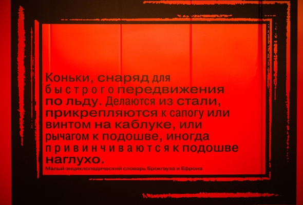 Каток вПарке Горького: фоторепортаж - Фото №33