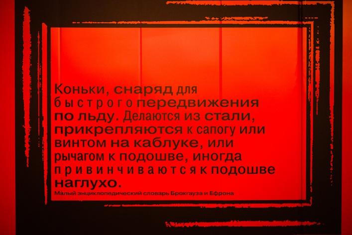 Каток вПарке Горького: фоторепортаж