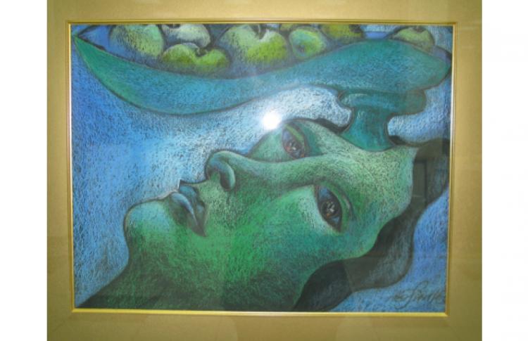 Выставка-продажа современного искусства