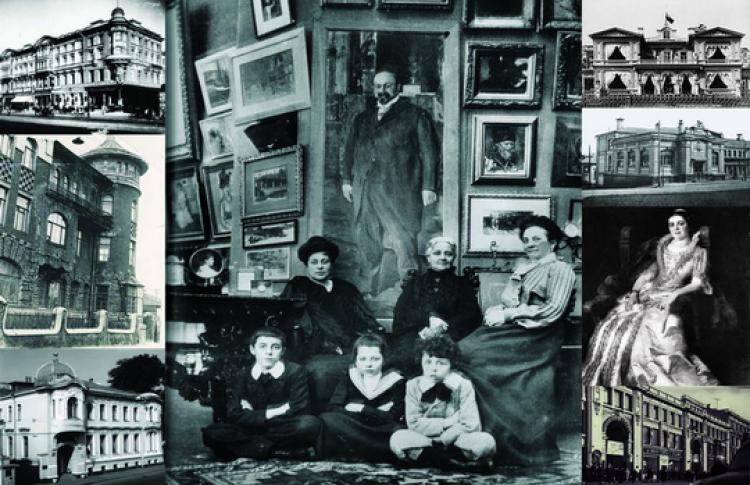 Предприниматели, меценаты и благотворители Российской империи