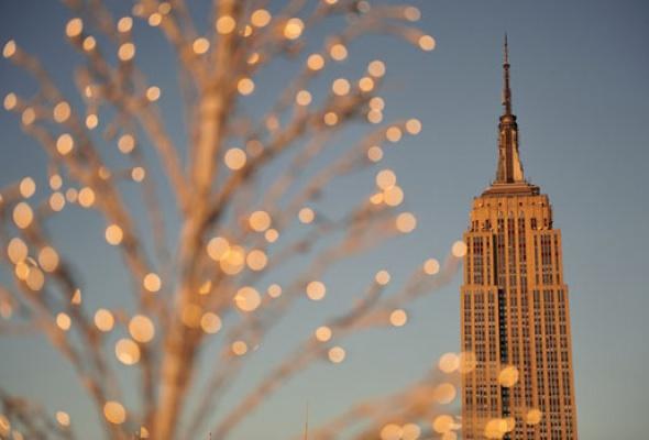 Новогодние каникулы вНью-Йорке - Фото №0
