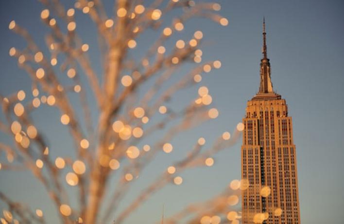 Новогодние каникулы вНью-Йорке