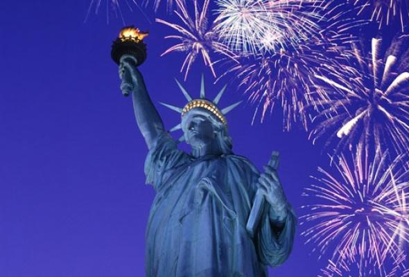 Новогодние каникулы вНью-Йорке - Фото №1