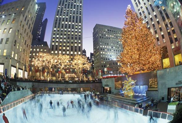 Новогодние каникулы вНью-Йорке - Фото №2