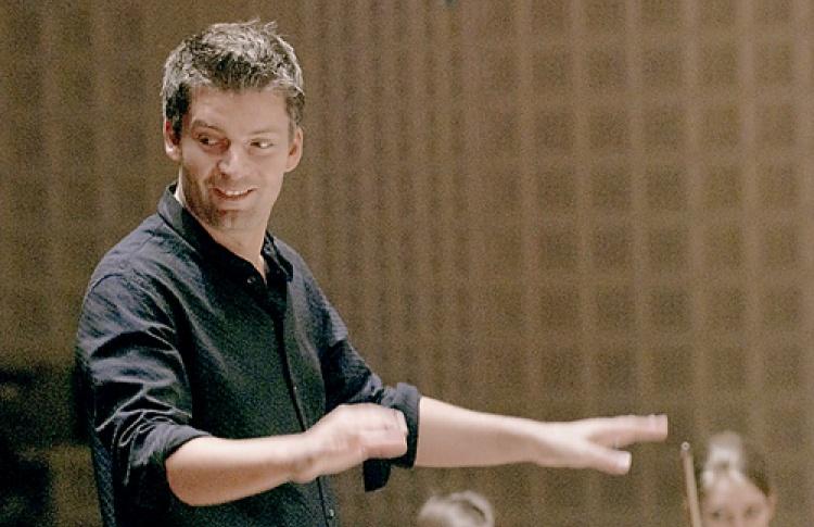 Симфонический оркестр Мариинского театра, дирижер Маттиас Пинчер