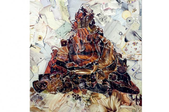 Интервью скуратором выставки «Говно» Андреем Люблинским