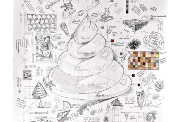 Интервью скуратором выставки «Говно» Андреем Люблинским - Фото №0