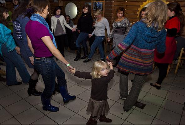 Мастер-класс от фолк-группы «Лакоча» - Фото №0