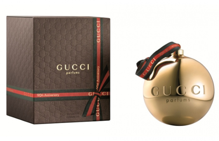 Юбилей Дома Gucci