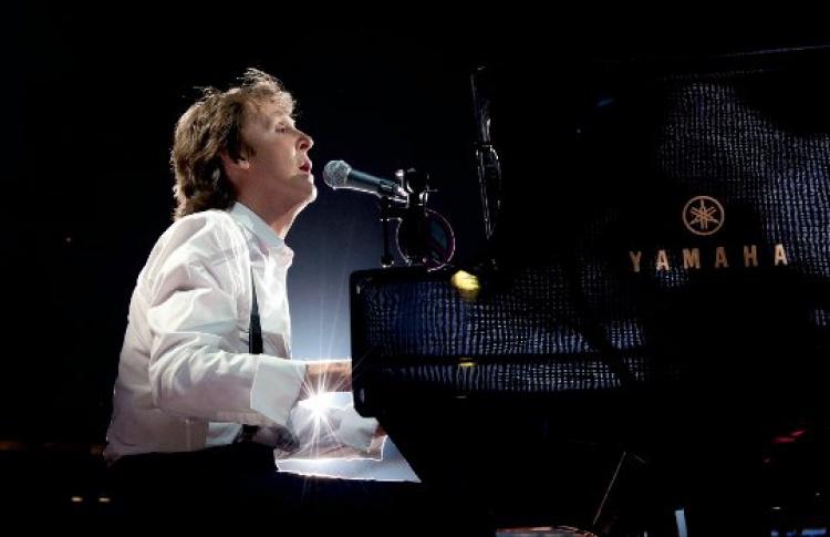 Пол Маккартни: «Элвис, нетеслова!»