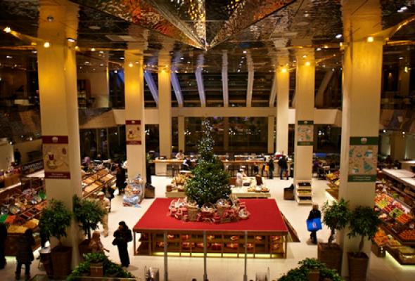 Рождественский базар в Цветном - Фото №1
