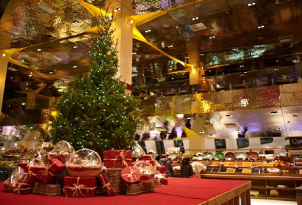 Рождественский базар в Цветном - Фото №2