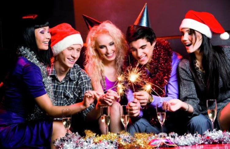 Зажигаем Новый год