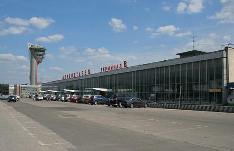 Шереметьево (терминал B)