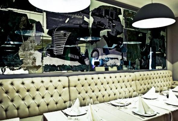Tonino Lamborghini Boutique Caffe - Фото №8