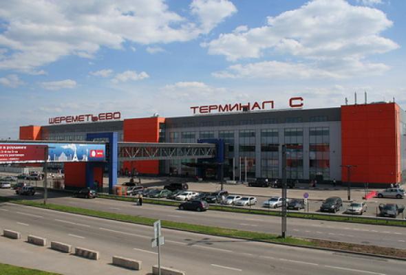 Шереметьево-II (терминалы C, E, F) - Фото №0