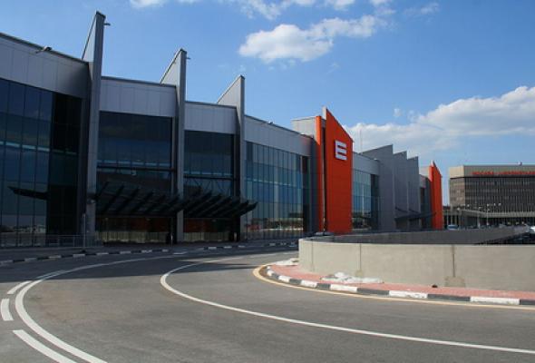 Шереметьево-II (терминалы C, E, F) - Фото №1