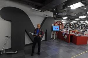 Открылся еще один книжный магазин «Москва» — круглосуточный