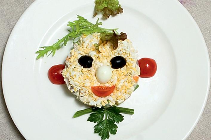 Обзор детских блюд