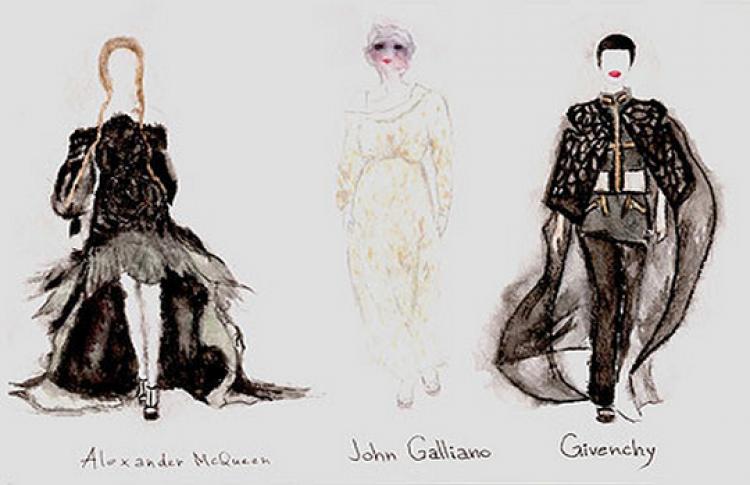 Костюм и мода как знаковые системы