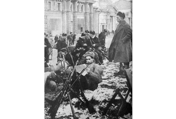 Как защищали Москву - Фото №5