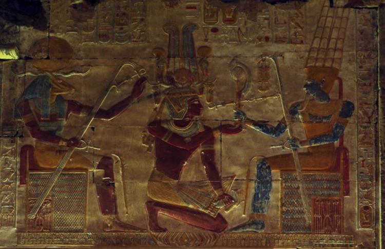 Праздники и ритуалы в Древнем Египте