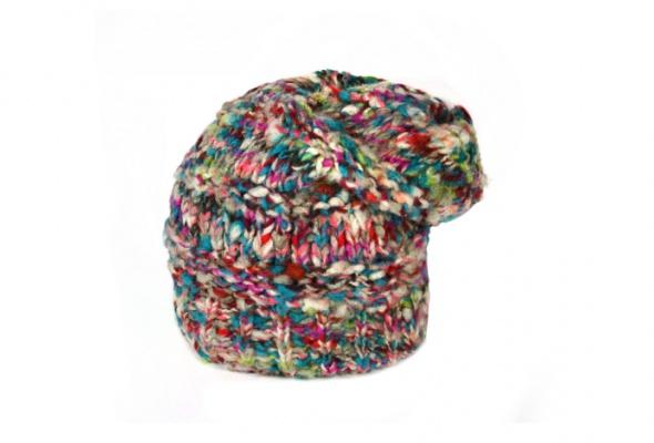 30ярких женских шапок - Фото №10