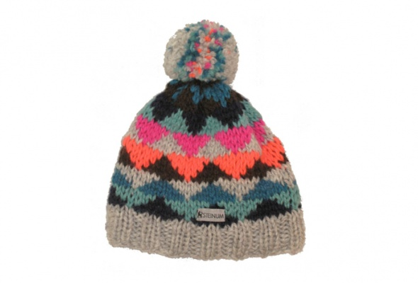 30ярких женских шапок - Фото №16