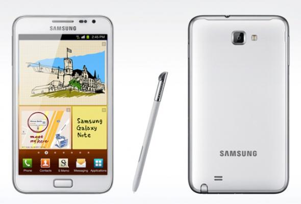 Белый смартфон. Пора белоснежных подарков - Фото №0