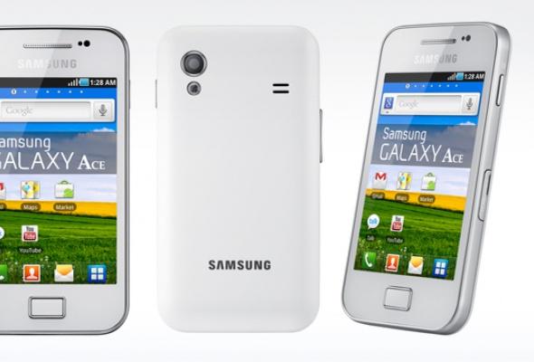Белый смартфон. Пора белоснежных подарков - Фото №1