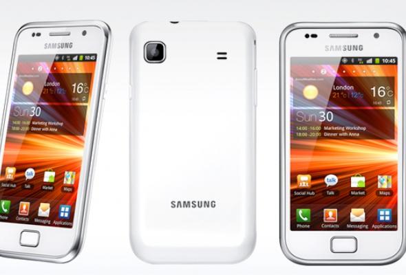 Белый смартфон. Пора белоснежных подарков - Фото №2