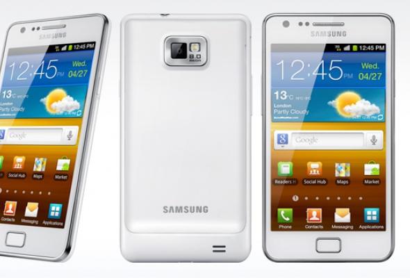 Белый смартфон. Пора белоснежных подарков - Фото №3