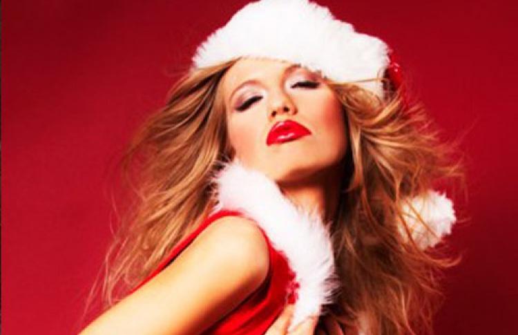 """Рождество в баре """"Гадкий Койот"""""""