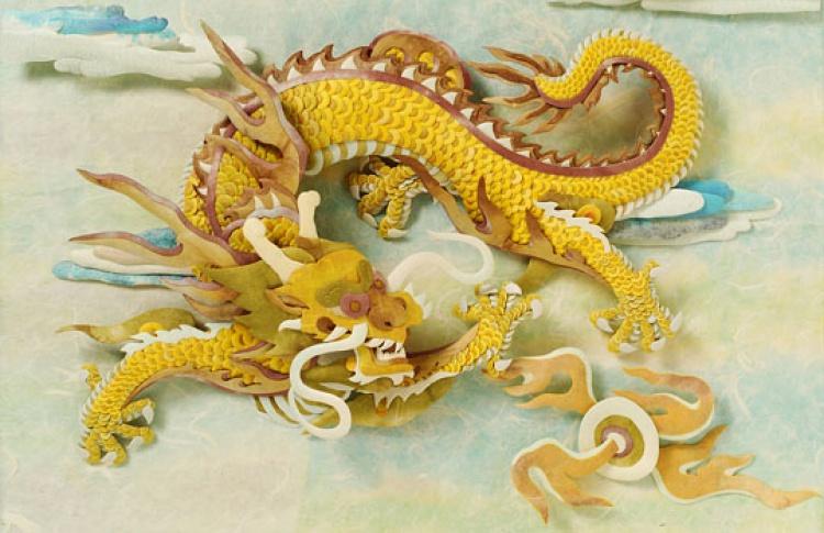 На крыльях дракона