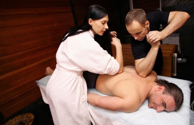 Всалоне «SPA Палестра» обучают массажу ипроведению спа-процедур