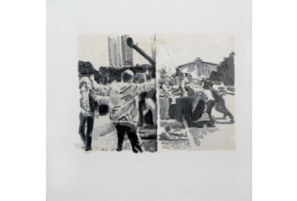 Влад Юрашко, Вика Шумская. «Memory Art /Искусство памяти, 19/91» - Фото №0