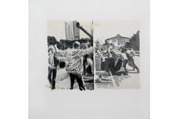 Влад Юрашко, Вика Шумская. «Memory Art /Искусство памяти, 19/91»