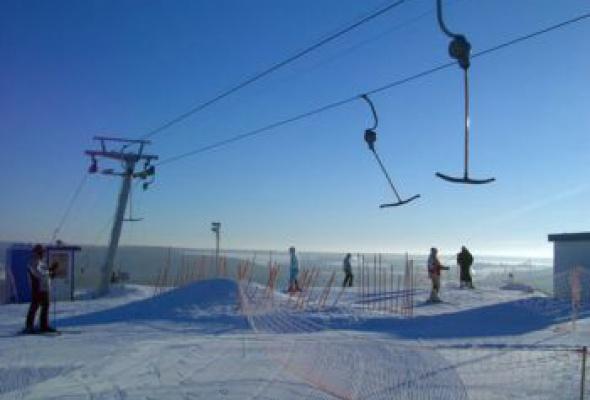 Белые склоны. Лучшие лыжные склоны Москвы иобласти - Фото №0