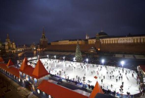 Где покататься наконьках— лучшие катки Москвы - Фото №1