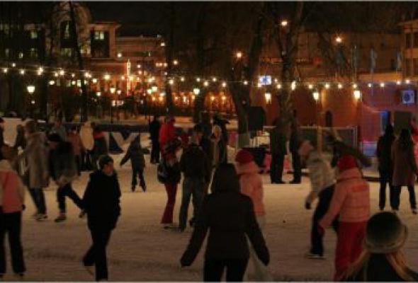 Где покататься наконьках— лучшие катки Москвы - Фото №2