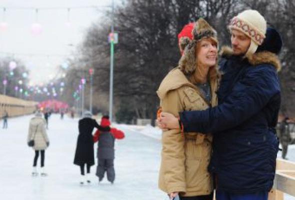 Белый снег. Ностальгия попарковой романтике - Фото №0