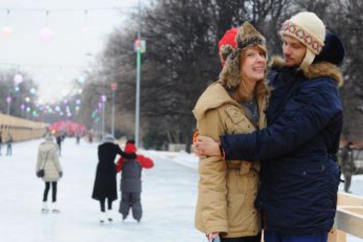 Белый снег. Ностальгия попарковой романтике