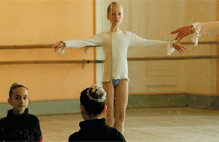 Выпускной спектакль Академии русского балета им. А. Я. Вагановой