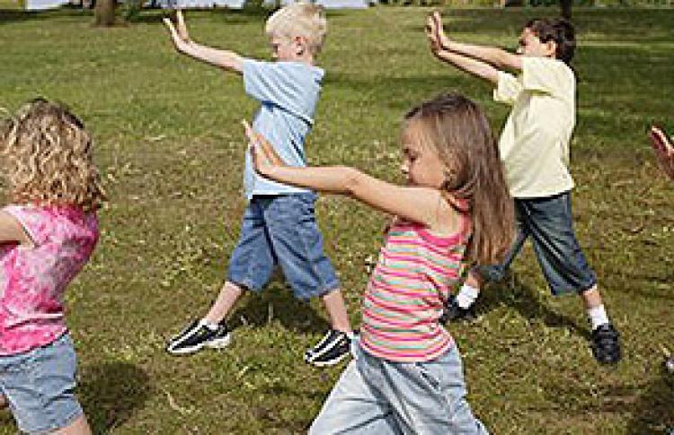 Детский фитнес-фестиваль