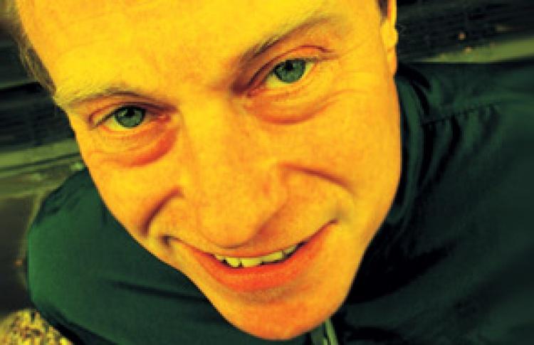 ElectroШик: DJ Ричард Тейр (Великобритания)