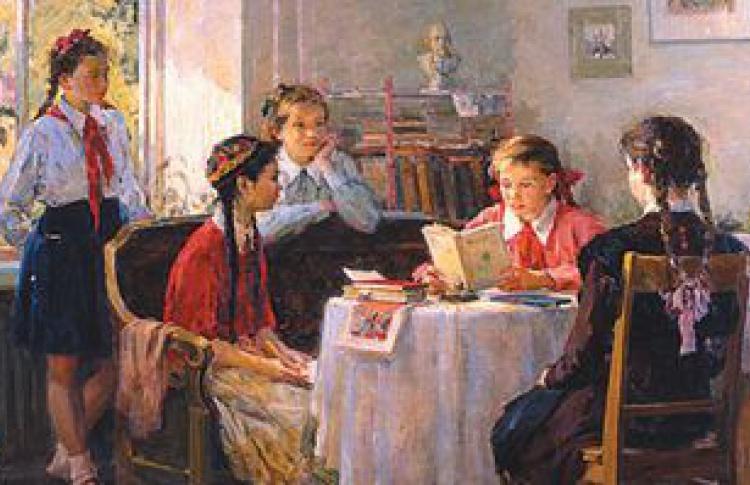 """""""Советская эпоха 1920-1950-х гг."""""""